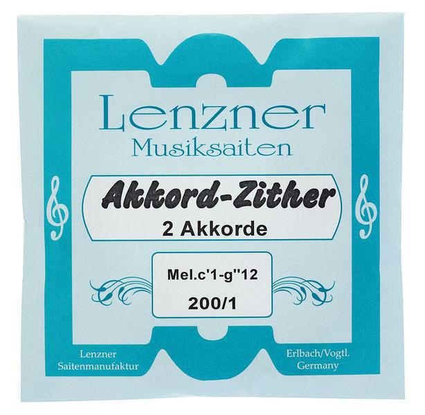 Lenzner 200/1 Kinderzither Strings 20S