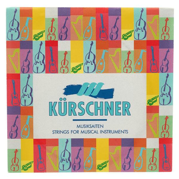 Kürschner Theorbo Single String G1