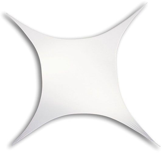 WENTEX Stretch Square 500 x 250cm