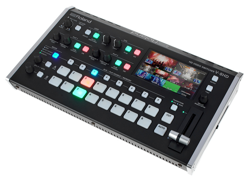 Roland V-8HD HD Video Switcher