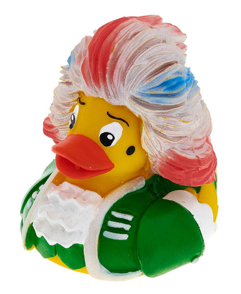 Austroducks Rubber Duck Amadeus Green