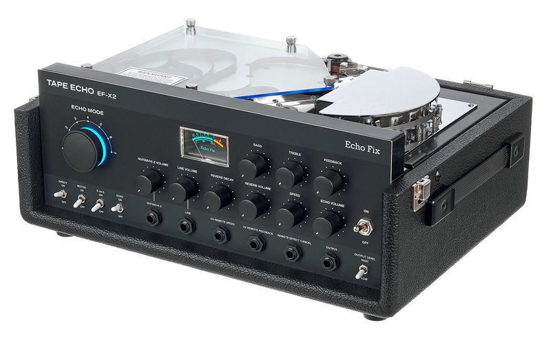 Echo Fix EF-X2 Tape Echo Black