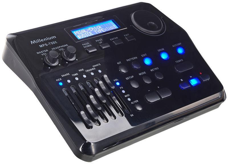 Millenium MPS-750X E-Drum Module