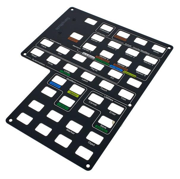Icon QCon Pro X Panel Samplitude