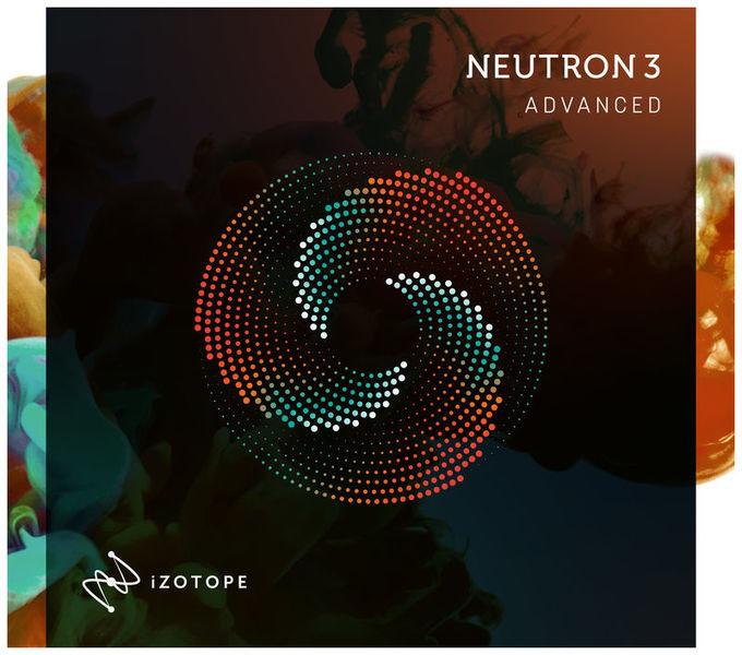 iZotope Neutron 3 Advanced CG TBC2