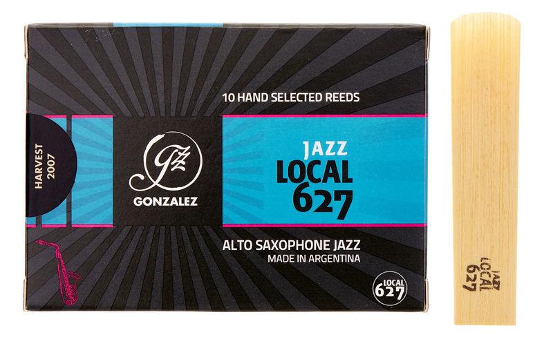 Gonzalez Local 627 Alto Saxophone 3.5