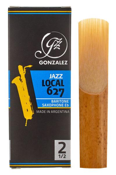 Gonzalez Local 627 Jazz Baritone 2.5