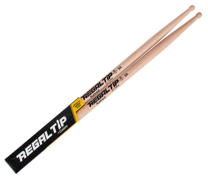 Regal Tip 9A 209R-BN Wood Tip