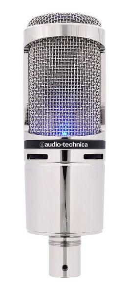 Audio-Technica AT2020 USB+V