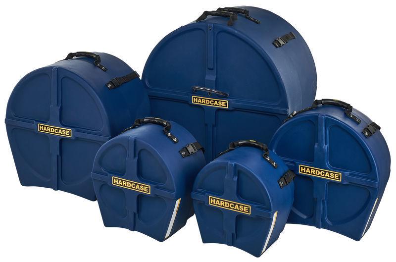 Hardcase HFUSION2 F.Lined Set D.Blue