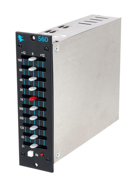 API Audio 560 Graphic EQ