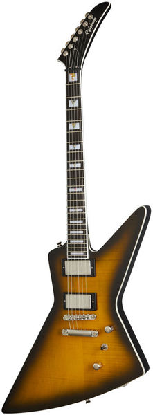 Epiphone Prophecy Extura Yellow Tiger