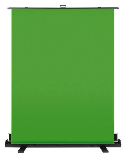 Green Screen Roll-Up 1.5x2m Stairville