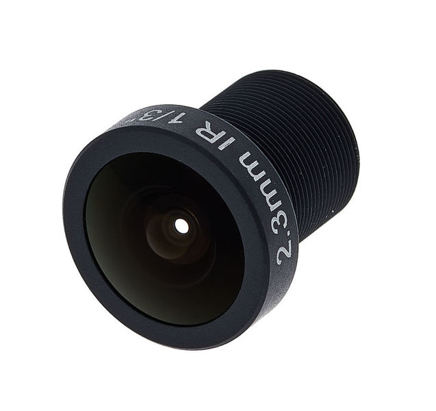 Marshall Electronics CV-4702.3-3MP HD Lens M12