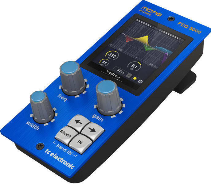 PEQ 3000-DT tc electronic