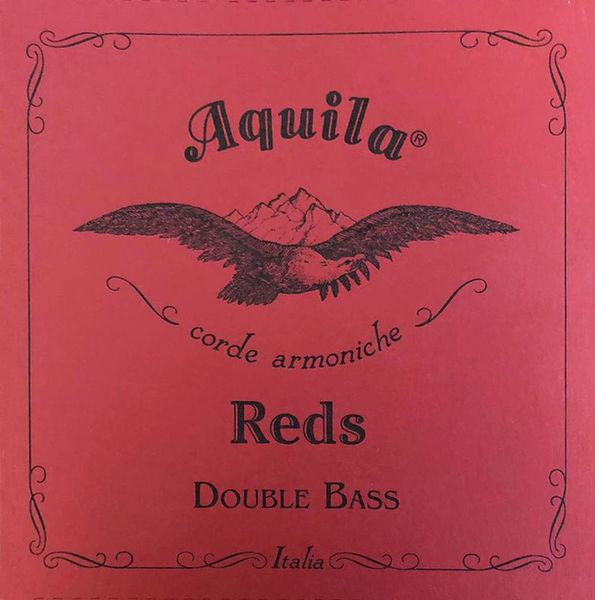 Aquila Reds Double Bass Strings Set