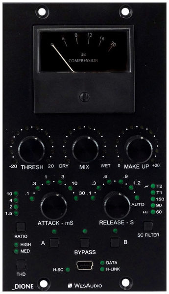 WES Audio Dione Black - Limited Edition