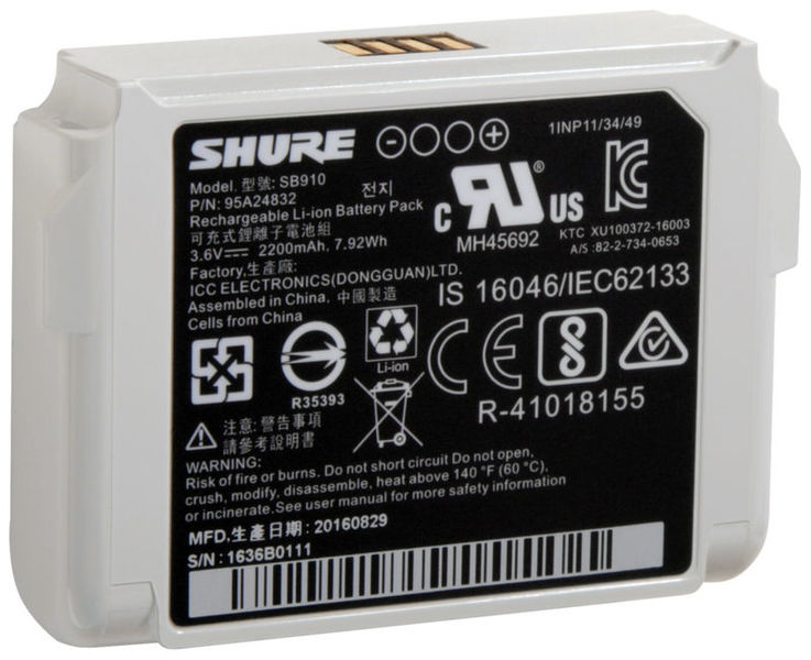 Shure SB910