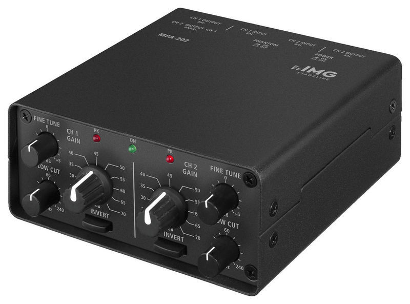 MPA-202 IMG Stageline