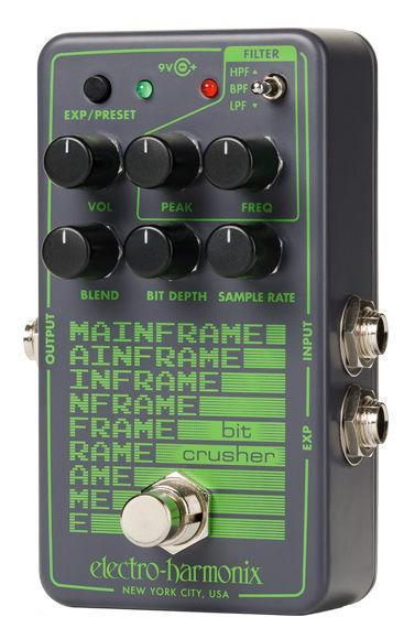 Mainframe Bit Crusher Electro Harmonix