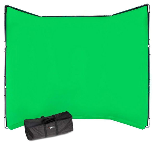 Manfrotto MLBG4301KG Background Green