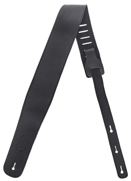 Sire Leather Strap BK