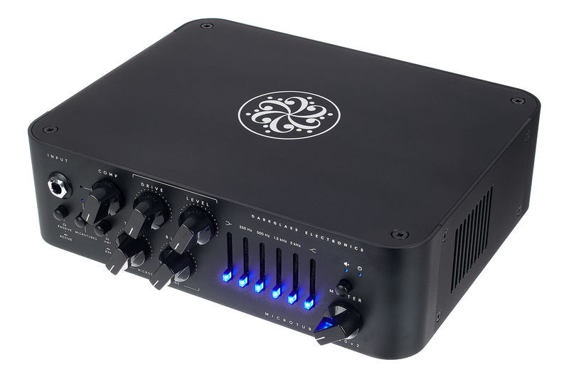 Darkglass Microtubes 500 V2 Bass Head