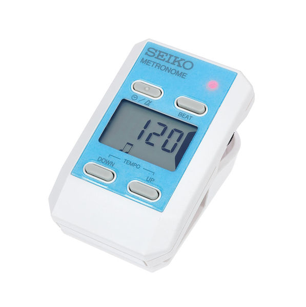 Seiko DM-51 Metronome Light Blue