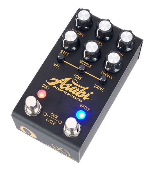 Jackson Audio Asabi - OD/Distortion