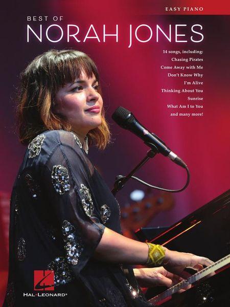 Best Of Norah Jones Piano Hal Leonard
