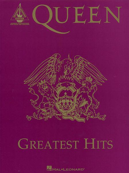 Hal Leonard Queen Greatest Hits Guitar