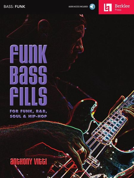 Berklee Funk Bass Fills Hal Leonard