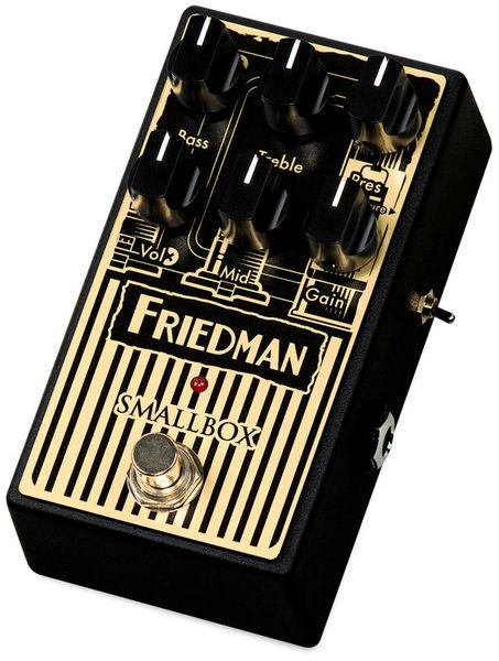 Small Box Overdrive Friedman