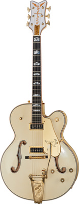 Gretsch G6136TCST-R White Falcon Relic