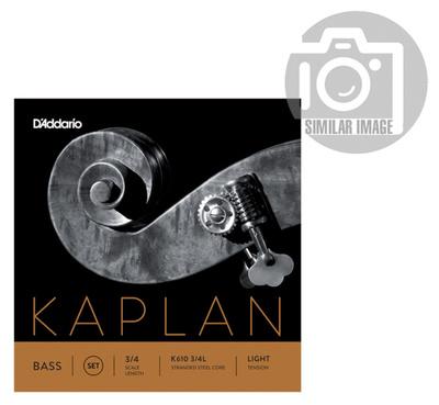 Daddario K612-3/4L Kaplan Bass D light