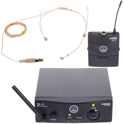 AKG WMS 40 Mini HeadmikeD ISM1 Set