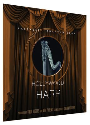 EastWest Hollywood Harp Gold