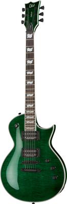 ESP LTD EC-1000 See Thru Green