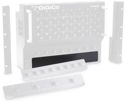 DiGiCo D-Rack Blank