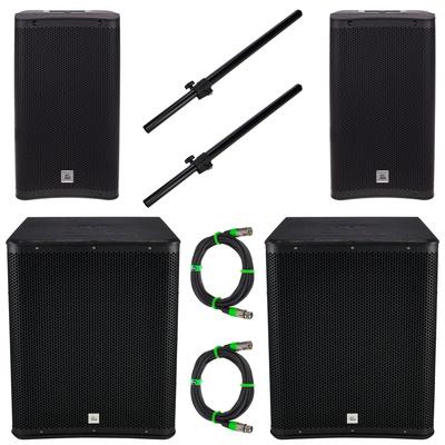 the box pro DSP 110 / 18 Power Bundle