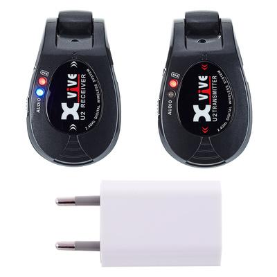 XVive Wireless System U2 Grey Bundle