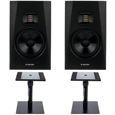 Adam T7V Desktop Stand Bundle