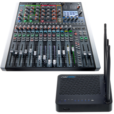 Soundcraft Si Performer 1 Bundle