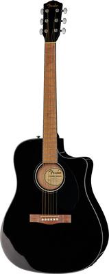 Fender CD-60SCE Blk WN