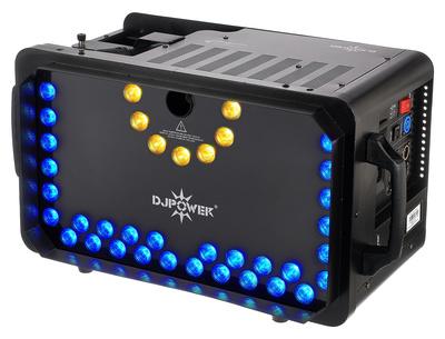 DJ Power Nebelmaschine H-2VSD B-Stock