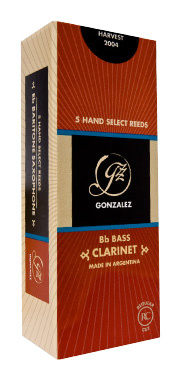 Gonzalez RC Bass Clarinet 2.0