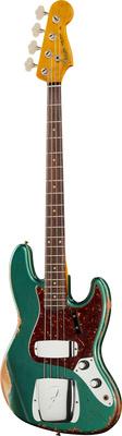 Fender 60 J-Bass Heavy Relic Aged SGM