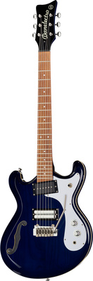 Danelectro 66T Transparent Blue