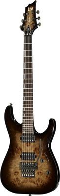 ESP LTD H-1001 FR BP Black Natural