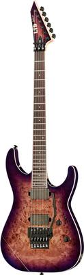 ESP LTD M-1000BP Purple NT Burst